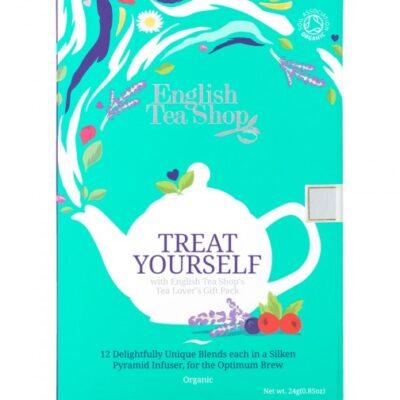 Колекция чай Treat Yourself – био